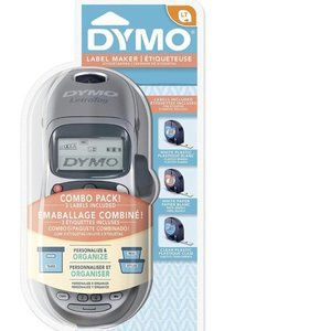 DYMO Label Maker 100HPLUS with 3 Bonus Tapes